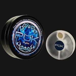 PUK - Glass Pipe 2.0 - Frosty Blue