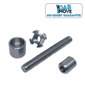Grade 2 Adjustable Ti Nail 10mm/14mm/18mm/19mm (10mm)
