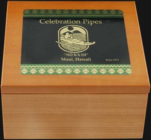 Celebration Pipe - Storage Box