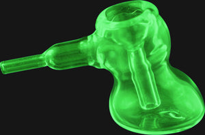 Incredibowl - i420 Glass Water Pipe Attachment