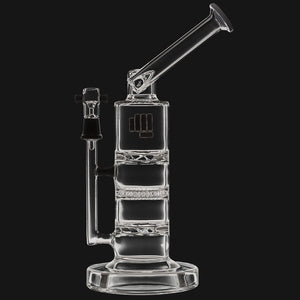 Snoop Pounds - Battleship 14-Inch Glass Dab Rig Water Pipe