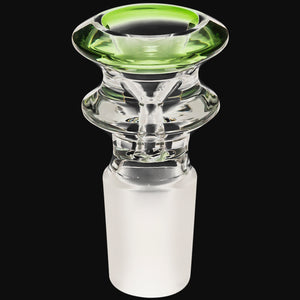 WickiePipes - 18mm UFO Male Dry-Herb Glass Bowl