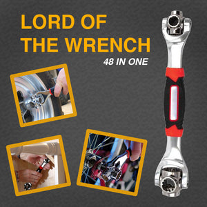 Lord Of The Wrench - 48 IN ONE