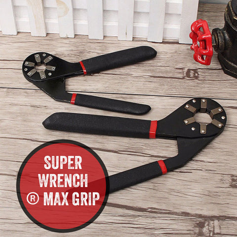 Super Wrench® Max Grip