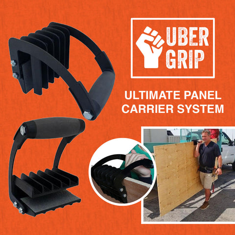 Uber Grip - Ultimate Panel Carrier System