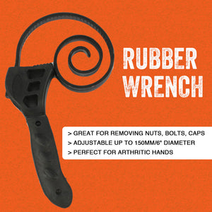 Rubber Wrench