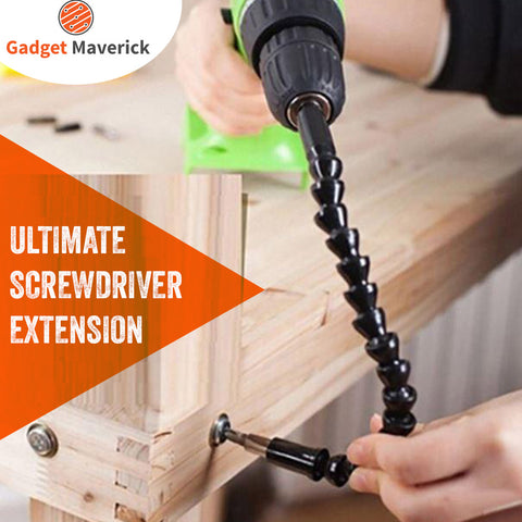 Image of The Snake Bit - Ultimate Screwdriver Extension