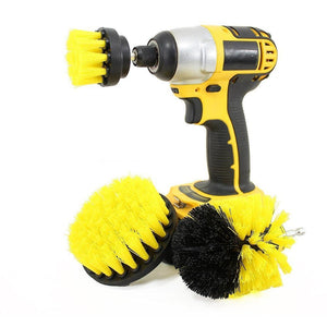 Speed Scrubber®- Power Brush Set (3 Piece)