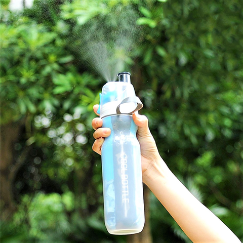 Super Spray Water Bottle - For Athletes