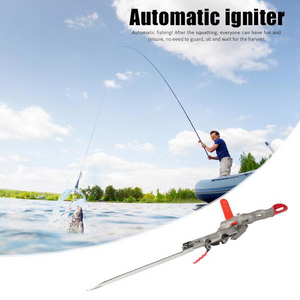 Fish Detector Pro™ - The Smart Fishing Rod Holder and Bite Detector