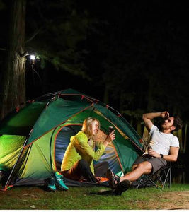 The Lightning Tent - 2-3 Person Automatic Opening Tent!