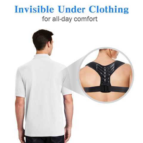 Image of Posture Perfect ™ Posture Correction Back Brace