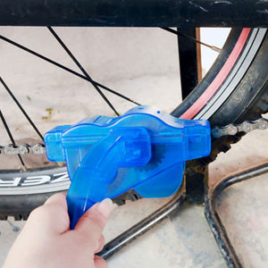 Bicycle Chain Cleaning device