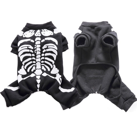 Image of Skeleton Dog Costume