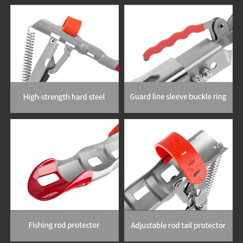 Image of Fish Detector Pro™ - The Smart Fishing Rod Holder and Bite Detector