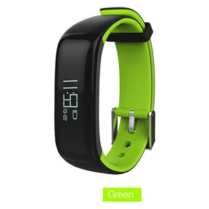 Smart Activity Tracker Blood Pressure Fitness Monitor
