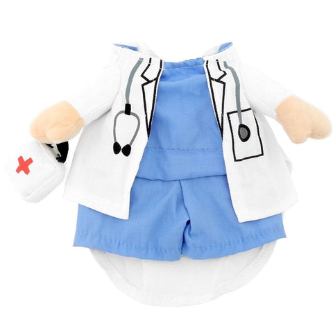 Cat Doctor Costume