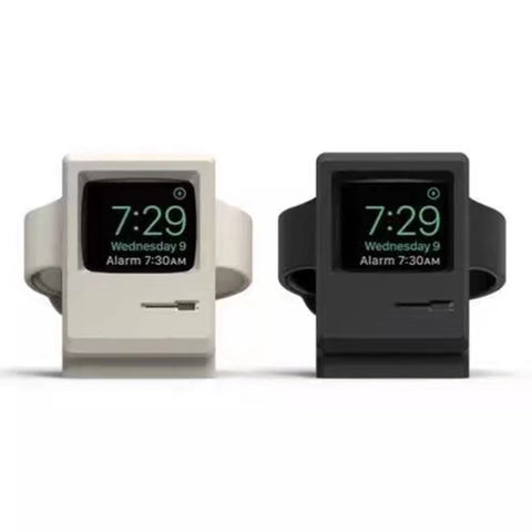 Image of [RETRO DESIGN] APPLE WATCH CHARGING DOCK - SERIES 1, 2, AND 3