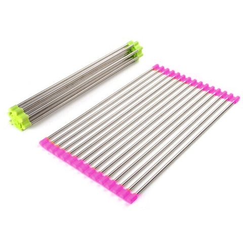 Roll UP 2 IN 1 Drying Rack / Trivet