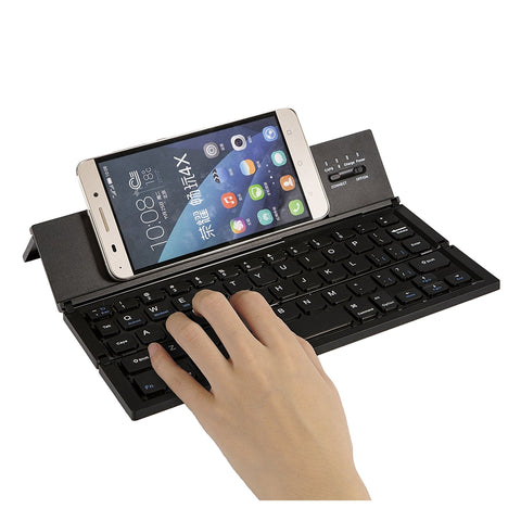 Image of Folding Bluetooth keyboard