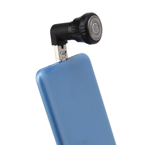 Image of Portable Smart Phone Shaver