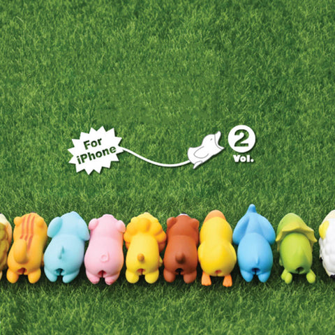 Cable Cuties™ - The Original Animal Cable Protectors!