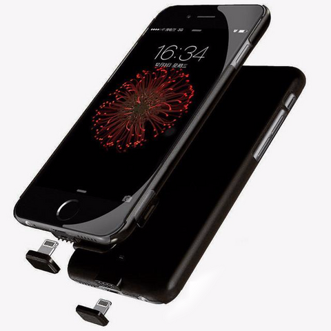 Image of World's Thinnest Battery Case - IPhone 7 Plus