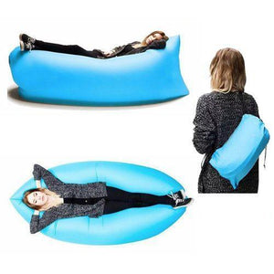 Uber Chill Travel Lounger - Relax Anywhere!
