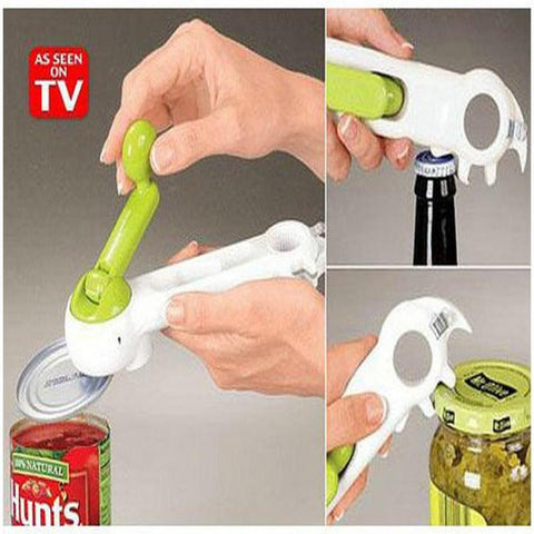 Image of Ultimate Kitchen Can Opener - 7 In 1