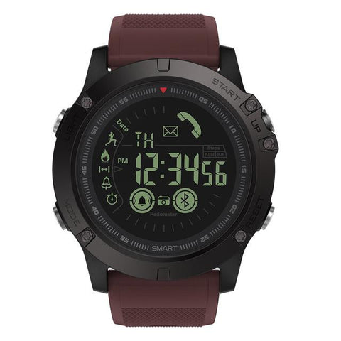 Tactical Smartwatch Vibe V3 - Maroon