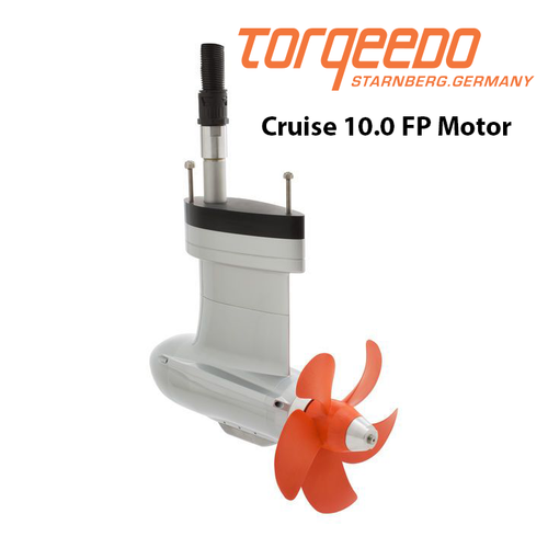 TORQEEDO Cruise 10.0 FP (Fixed Pod) Drive