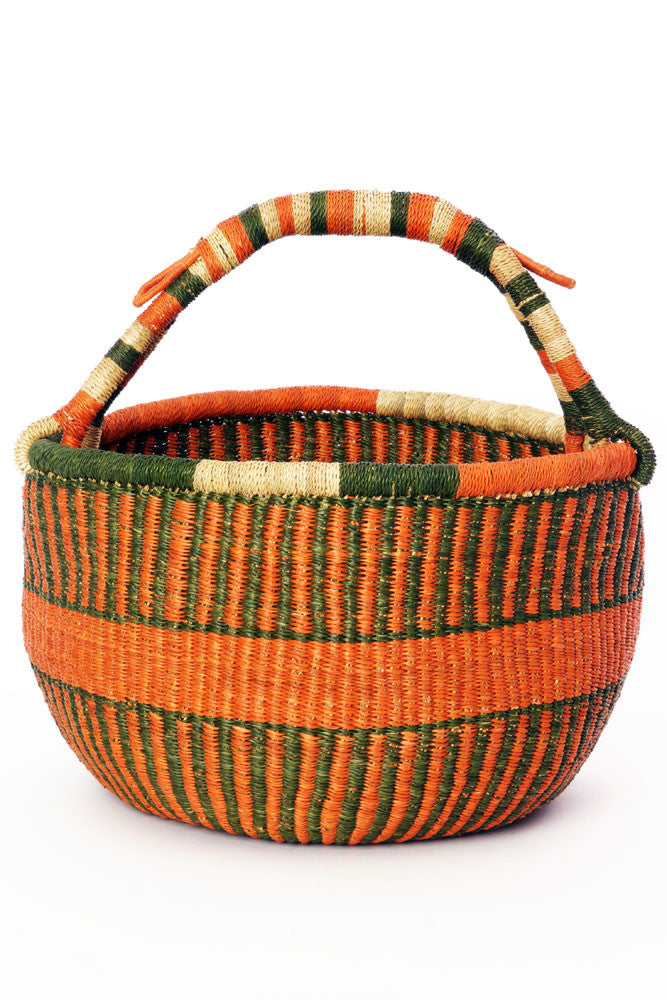 Fall Harvest Bolga Basket