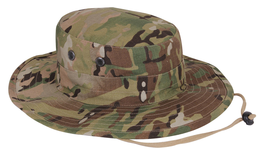 9d9fdc63907da Military type adjustable boonie hat s