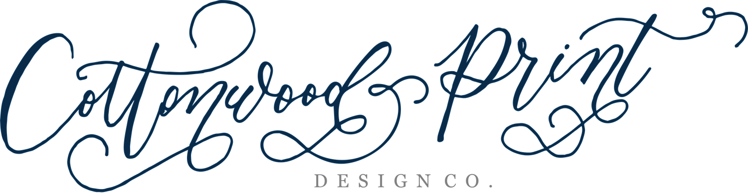 Cottonwood Print Design Co.