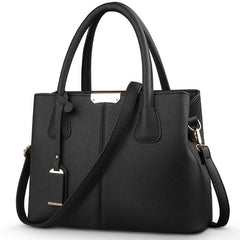 Ladies Fashion Design Leather Hand Bag