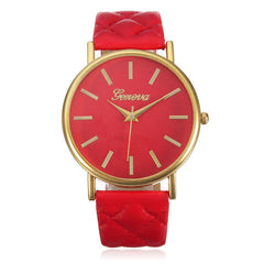Women Casual Geneva Watch