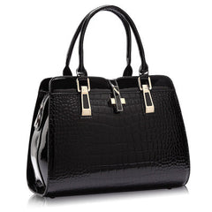 European Fashion Design Leather Handbag