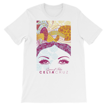 "Men Graphic Tee ""Her Eyes"" Print Short Sleeve T-shirt Tops"