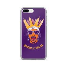 "iPhone 7/7 Plus Case ""The Queen of Salsa"" Print"
