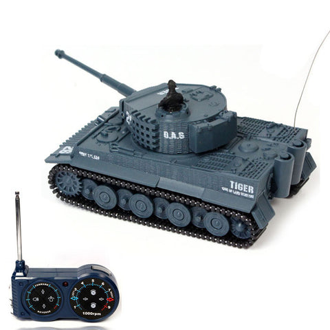 Tiger RC Tank Model For Children Gifts