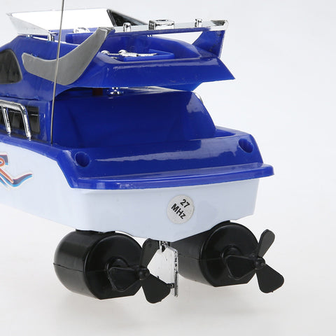 Kids RC Boat Super Mini Speed High Performance Remote Control