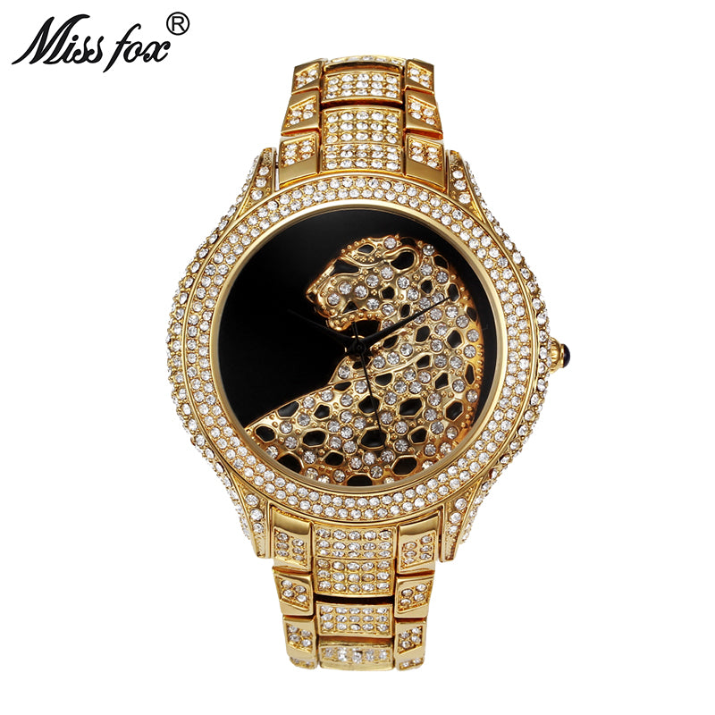 Miss Fox Role Luxury Watch Tiger Xfcs