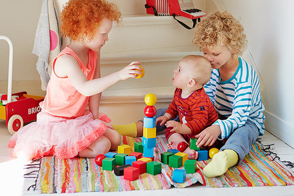 "Five reasons to say ""yes"" to wooden toys"