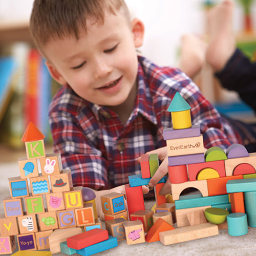 Why Blocks Are the One Toy Every Child Should Have on Their Shelf