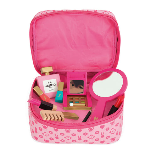 Janod - Little Miss Vanity Beauty Case
