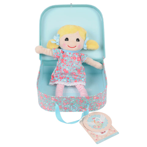 Tiger Tribe - Baby Rag Doll - Sophie (Blue)