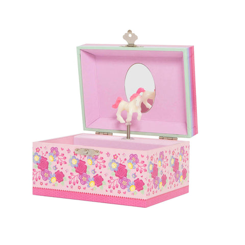Tiger Tribe - Jewellery Box - Unicorn