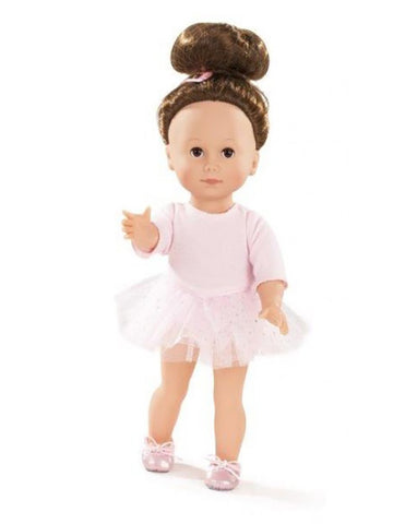 Gotz - Just Like Me Giuseppina Doll - Ballerina (27cm)