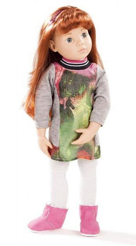 Gotz - Happy Kidz Clara - Jointed Standing Doll (50cm)