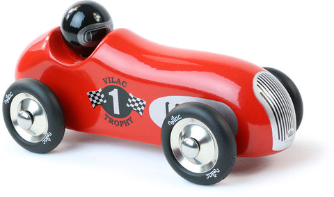 Vilac - Old Sports Car - Trophy Red
